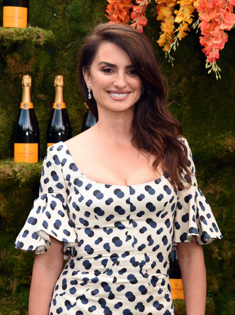 Penelope Cruz at the 11th Annual Veuve Clicquot Polo Classic in New Jersey 06/02/2018-5