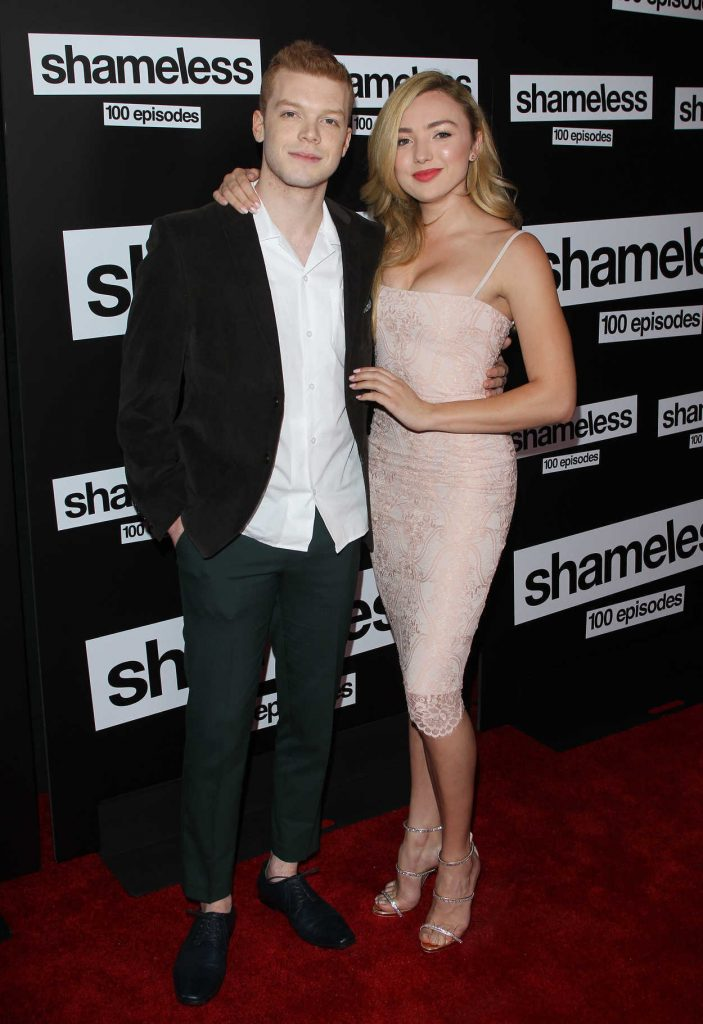 Peyton List at the Shameless 100th Episode Celebration in Los Angeles 06/09/2018-4