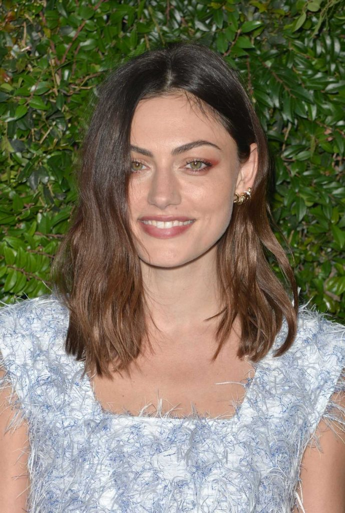 Phoebe Tonkin at the Chanel Dinner Celebrating Our Majestic Oceans Benefit for NRDC in Malibu 06/02/2018-5