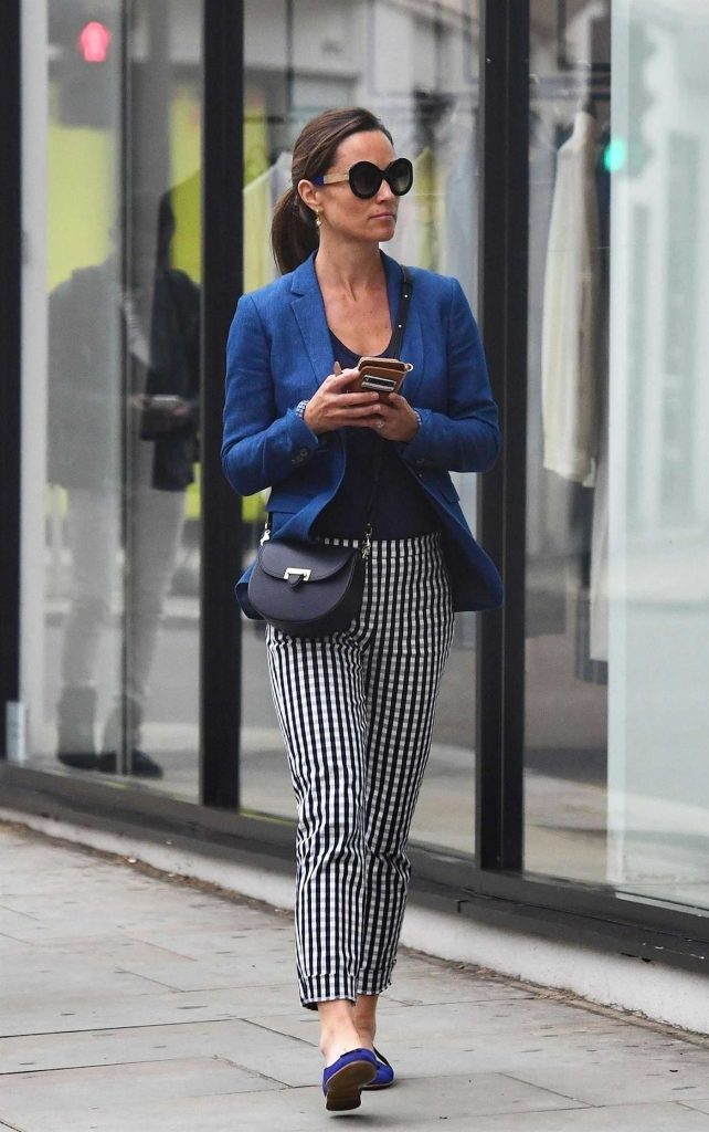 Pippa Middleton Was Seen Out in London 05/31/2018-2