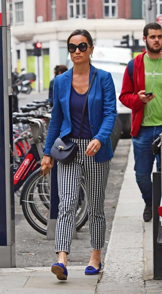 Pippa Middleton Was Seen Out in London 05/31/2018-3