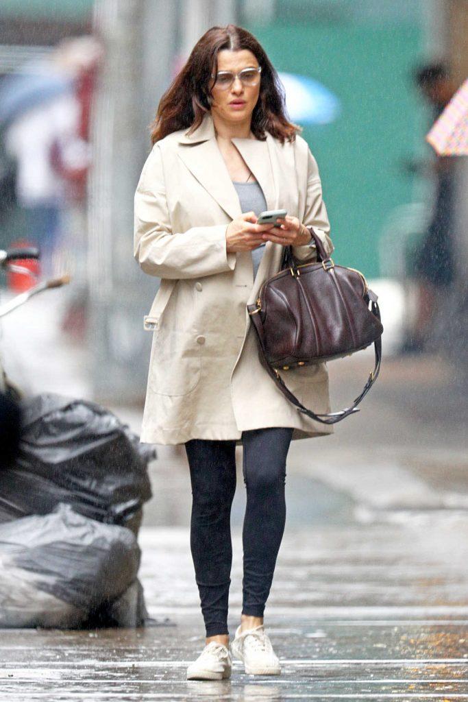 Rachel Weisz Was Seen Out in New York City 06/04/2018-1