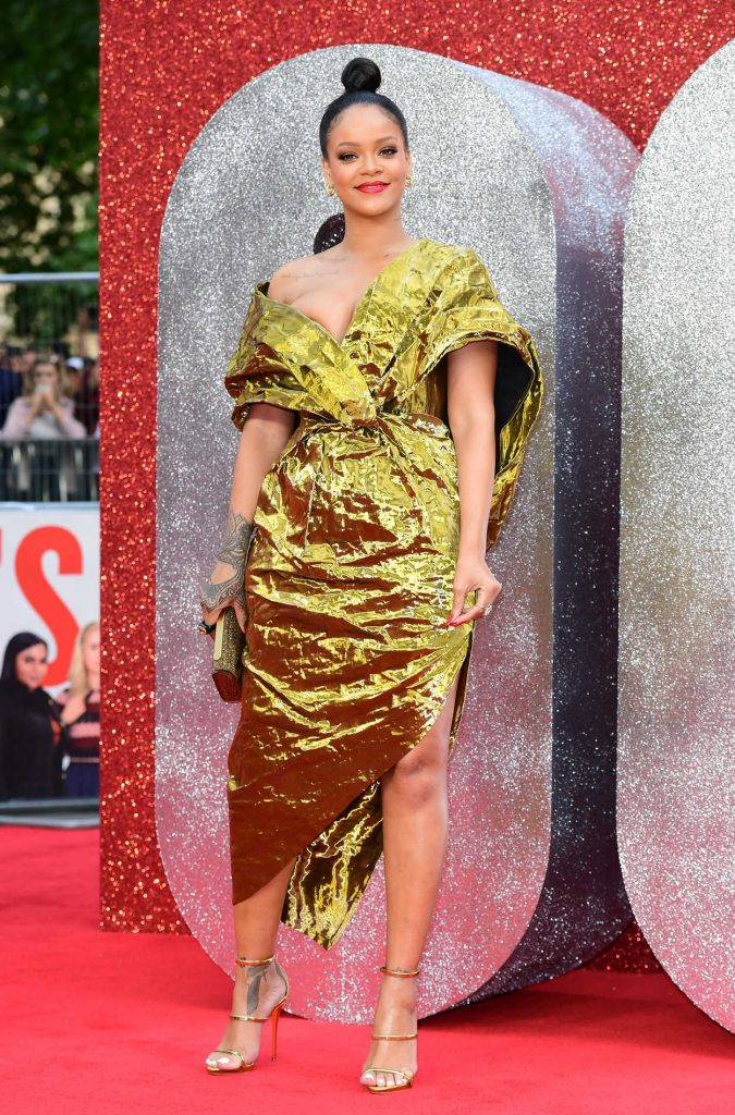 Rihanna at Ocean's 8 Premiere in London 06/13/2018-1
