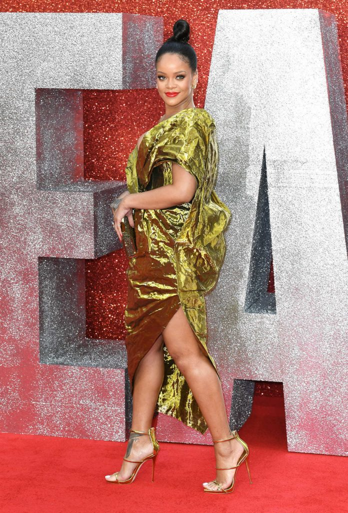 Rihanna at Ocean's 8 Premiere in London 06/13/2018-4