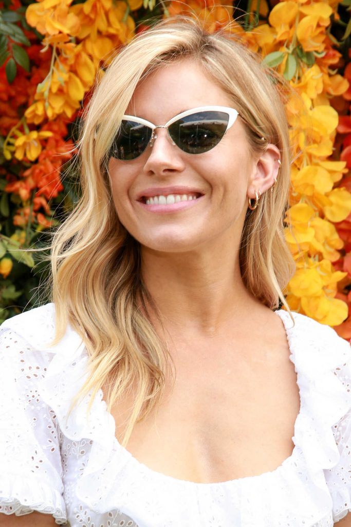 Sienna Miller at the 11th Annual Veuve Clicquot Polo Classic in New Jersey 06/02/2018-5