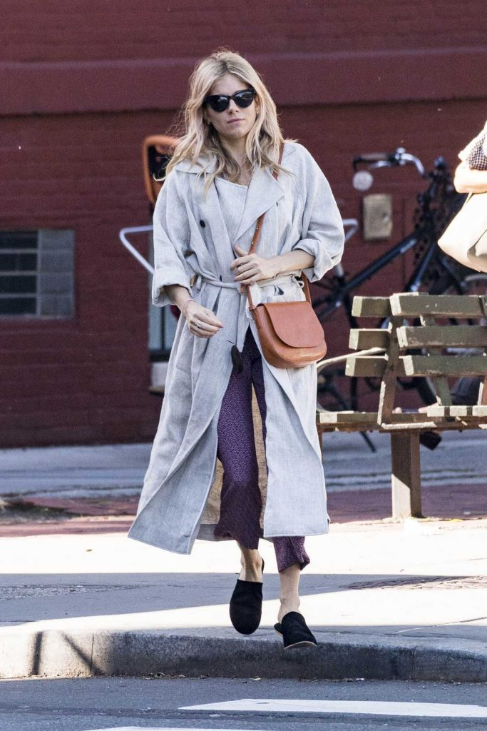 Sienna Miller Was Seen Out in New York 06/05/2018-1