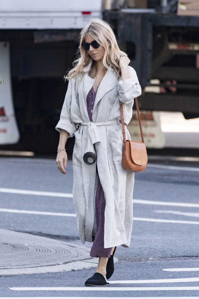 Sienna Miller Was Seen Out in New York 06/05/2018-3