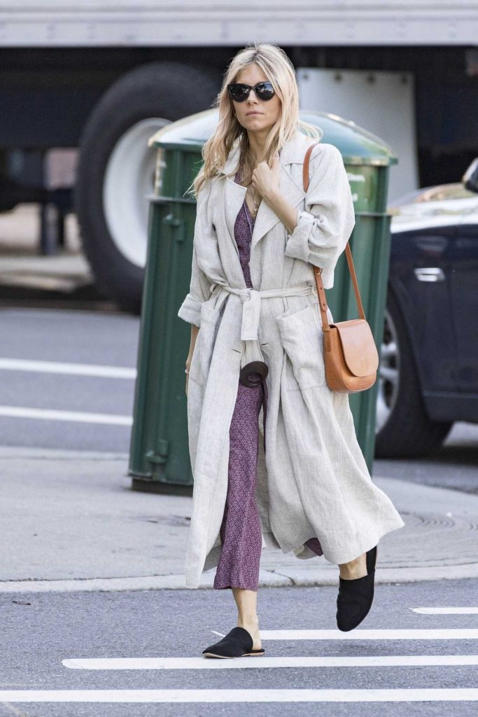 Sienna Miller Was Seen Out in New York 06/05/2018-4