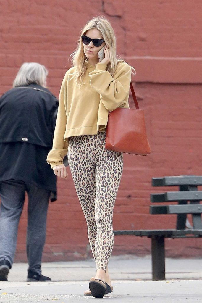 Sienna Miller Was Seen Out in New York 06/11/2018-1