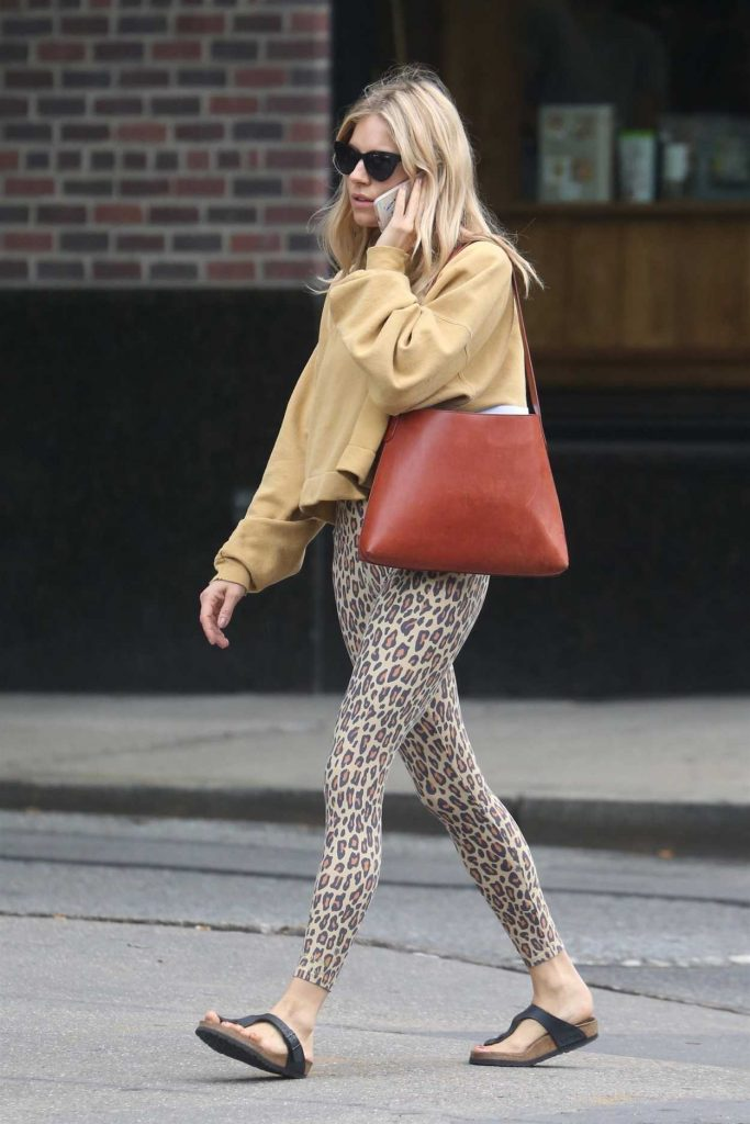 Sienna Miller Was Seen Out in New York 06/11/2018-3