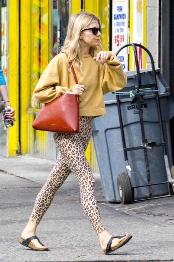 Sienna Miller Was Seen Out in New York 06/11/2018-5