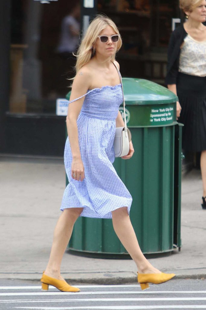 Sienna Miller Was Seen Out in New York City 06/08/2018-2