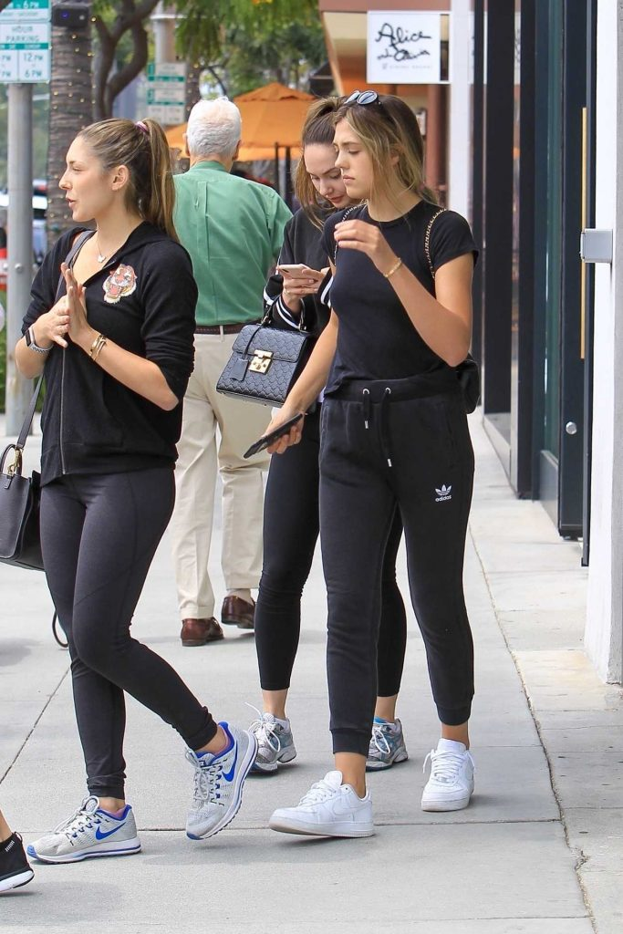 Sistine Stallone Was Seen Out in Beverly Hills 05/29/2018-3