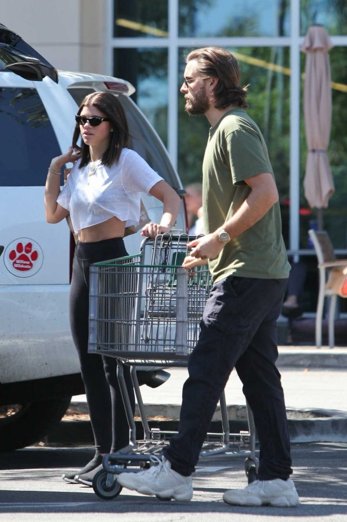 Sofia Richie Goes Shopping Out in Calabasas 06/24/2018-4