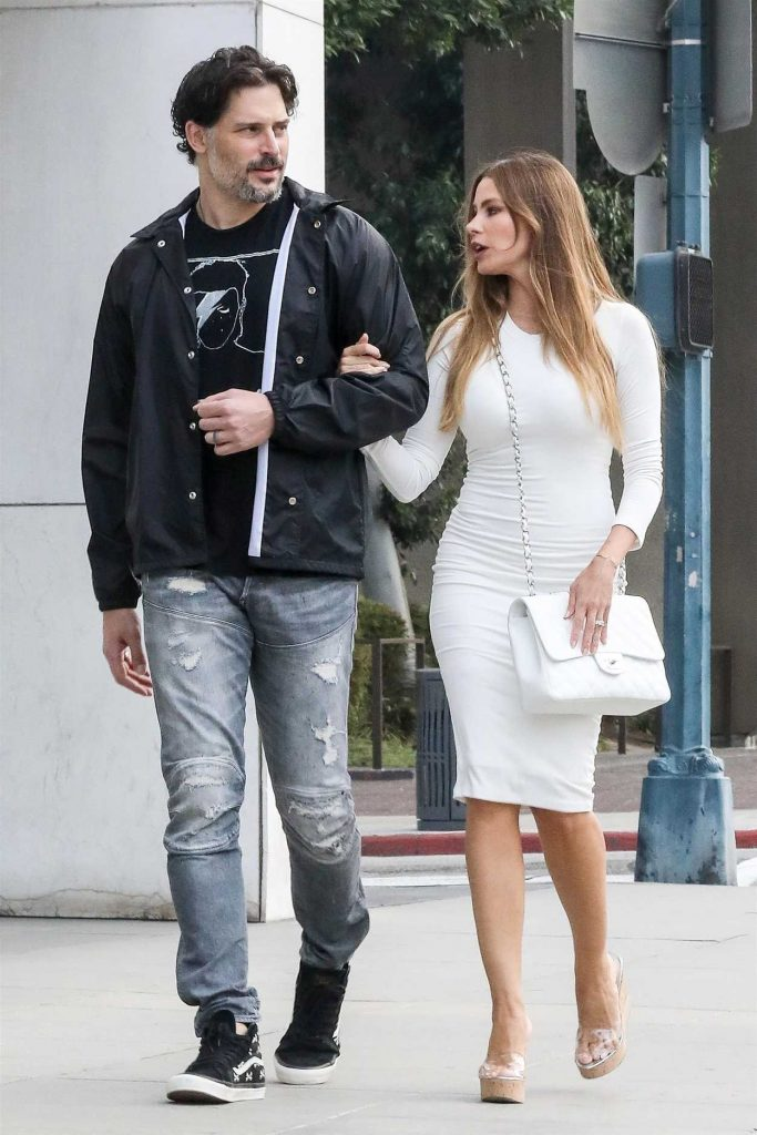 Sofia Vergara Was Seen Out in Beverly Hills 06/20/2018-1