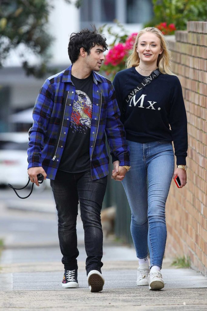 Sophie Turner Was Seen Out in Sydney 06/08/2018-1