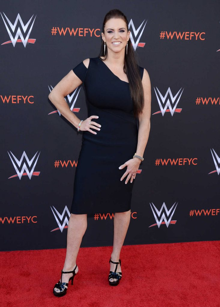 Stephanie McMahon at the WWE First-Ever Emmy FYC Event in North Hollywood 06/07/2018-1