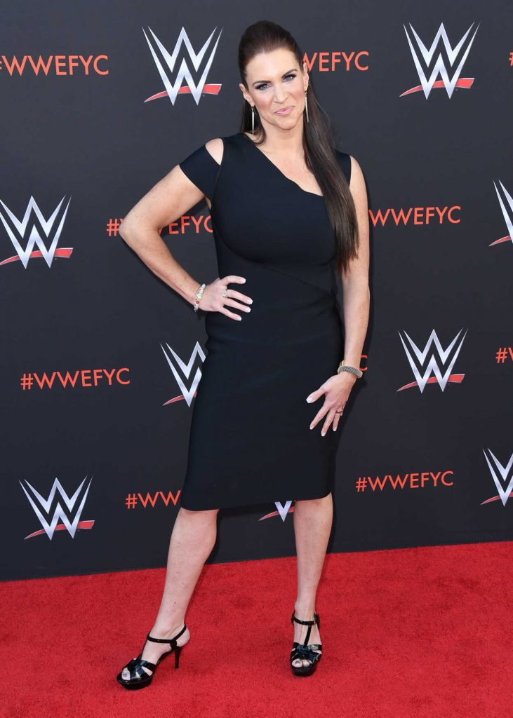 Stephanie McMahon at the WWE First-Ever Emmy FYC Event in North Hollywood 06/07/2018-2