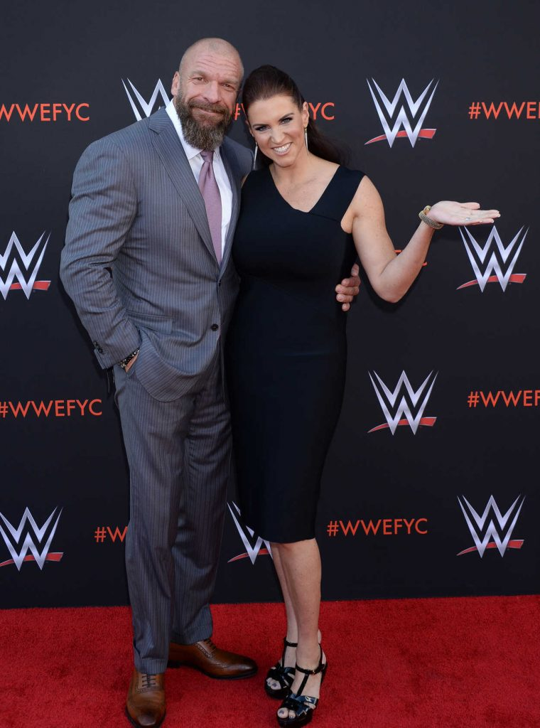 Stephanie McMahon at the WWE First-Ever Emmy FYC Event in North Hollywood 06/07/2018-3