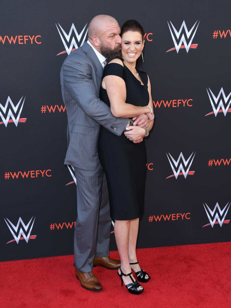 Stephanie McMahon at the WWE First-Ever Emmy FYC Event in North Hollywood 06/07/2018-4