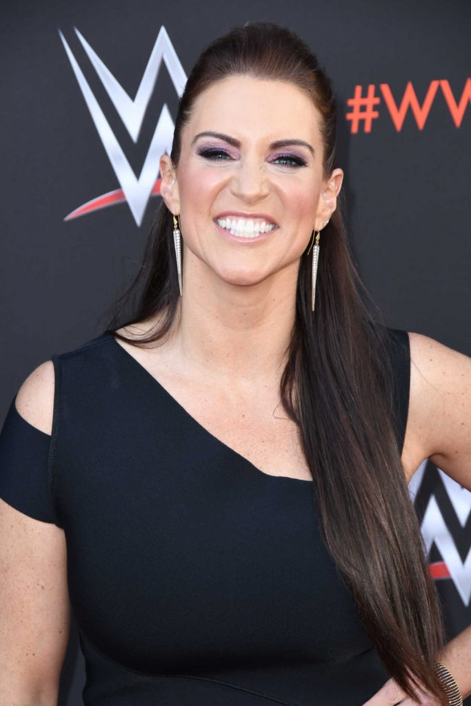 Stephanie McMahon at the WWE First-Ever Emmy FYC Event in North Hollywood 06/07/2018-5