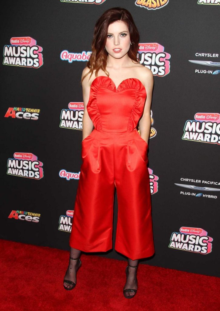 Sydney Sierota at 2018 Radio Disney Music Awards in Los Angeles 06/22/2018-1