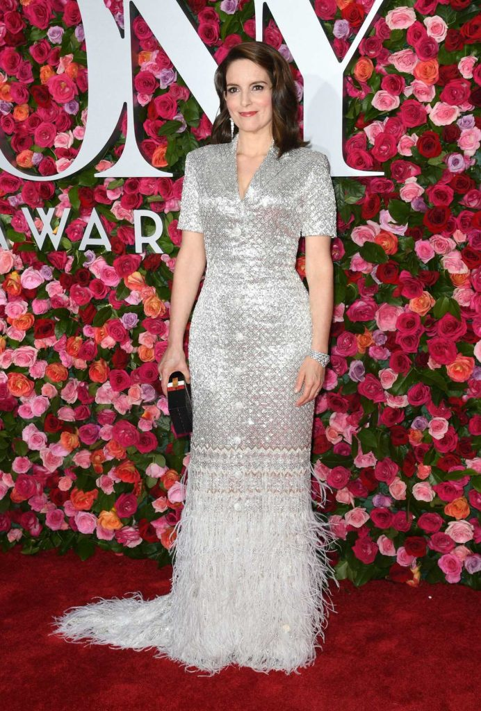 Tina Fey at the 72nd Annual Tony Awards in New York City 06/10/2018-2