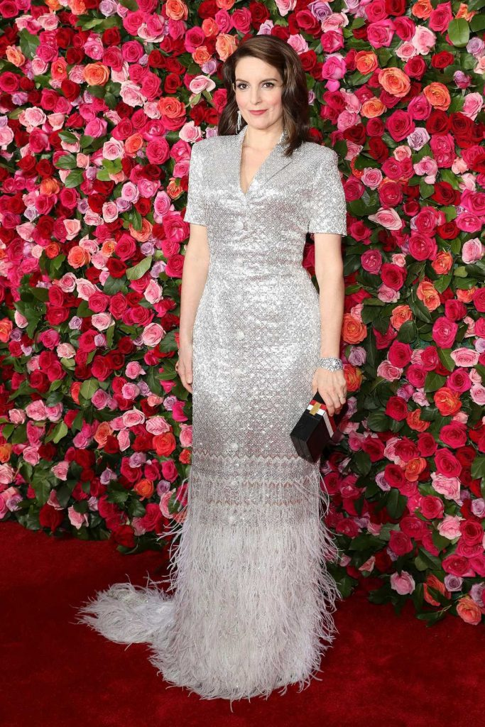 Tina Fey at the 72nd Annual Tony Awards in New York City 06/10/2018-3
