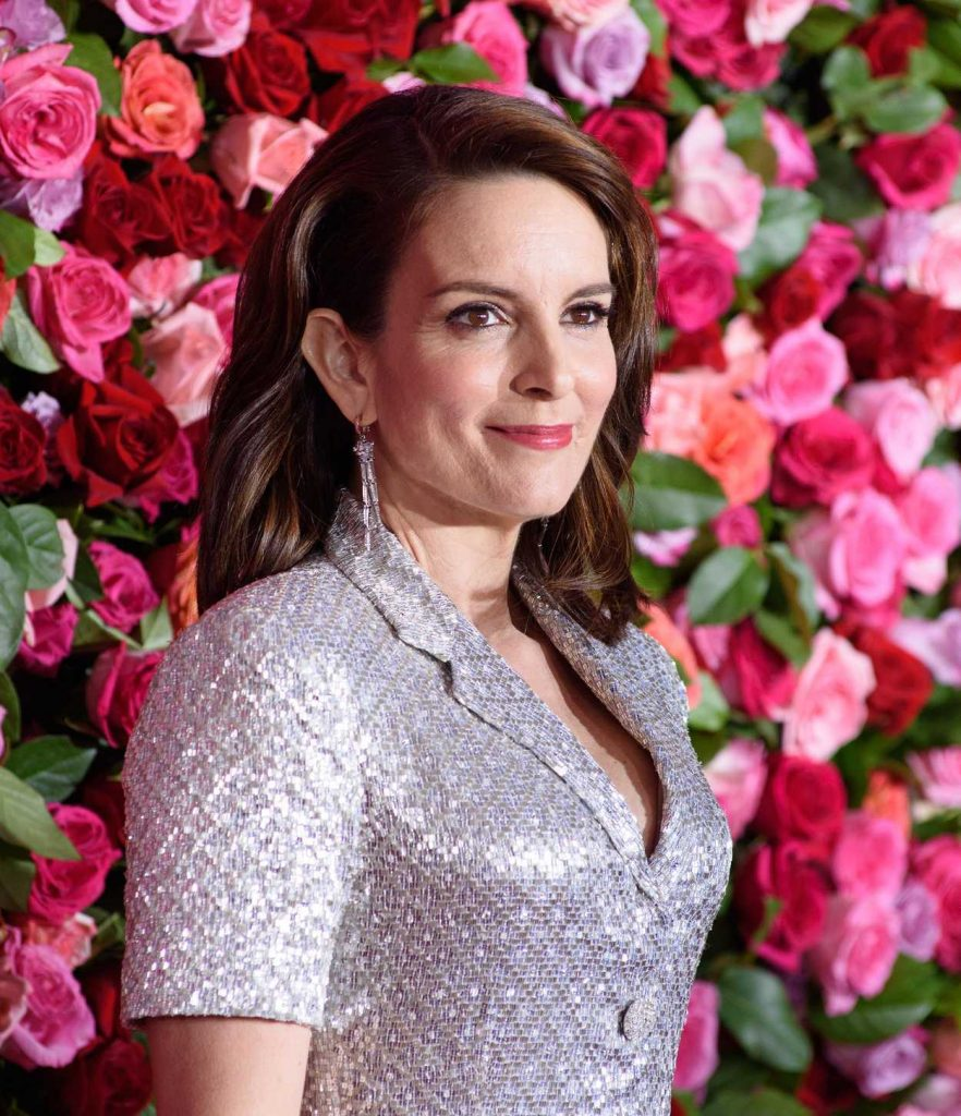 Tina Fey at the 72nd Annual Tony Awards in New York City 06/10/2018-5