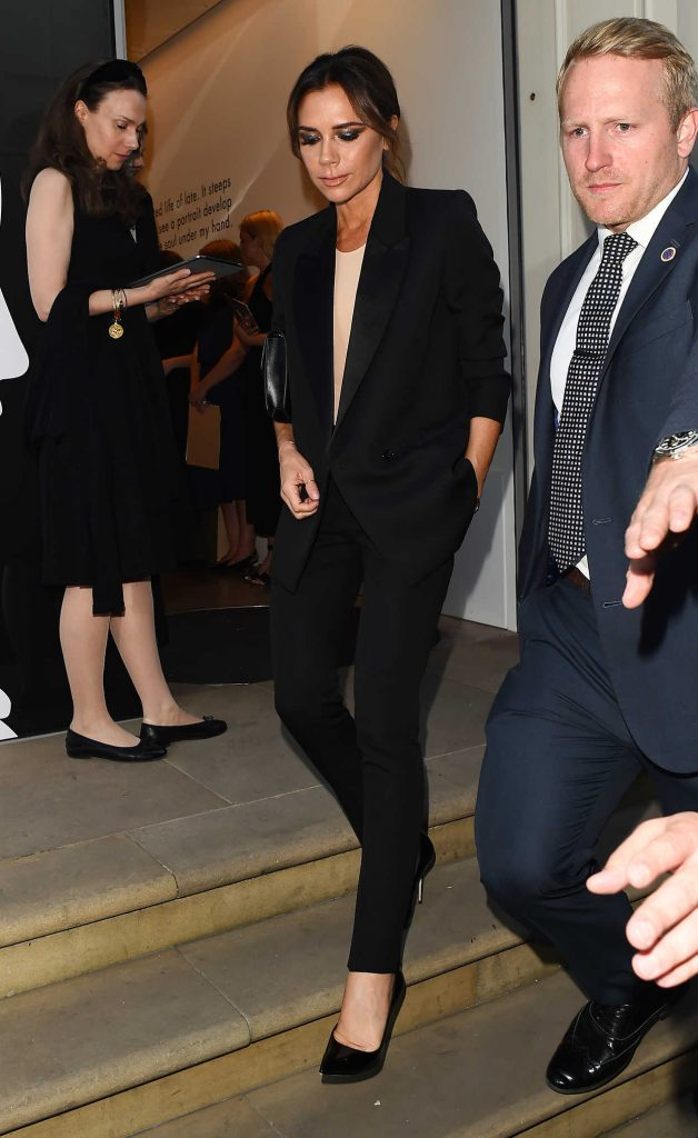 Victoria Beckham Was Seen Out in London 06/25/2018-1