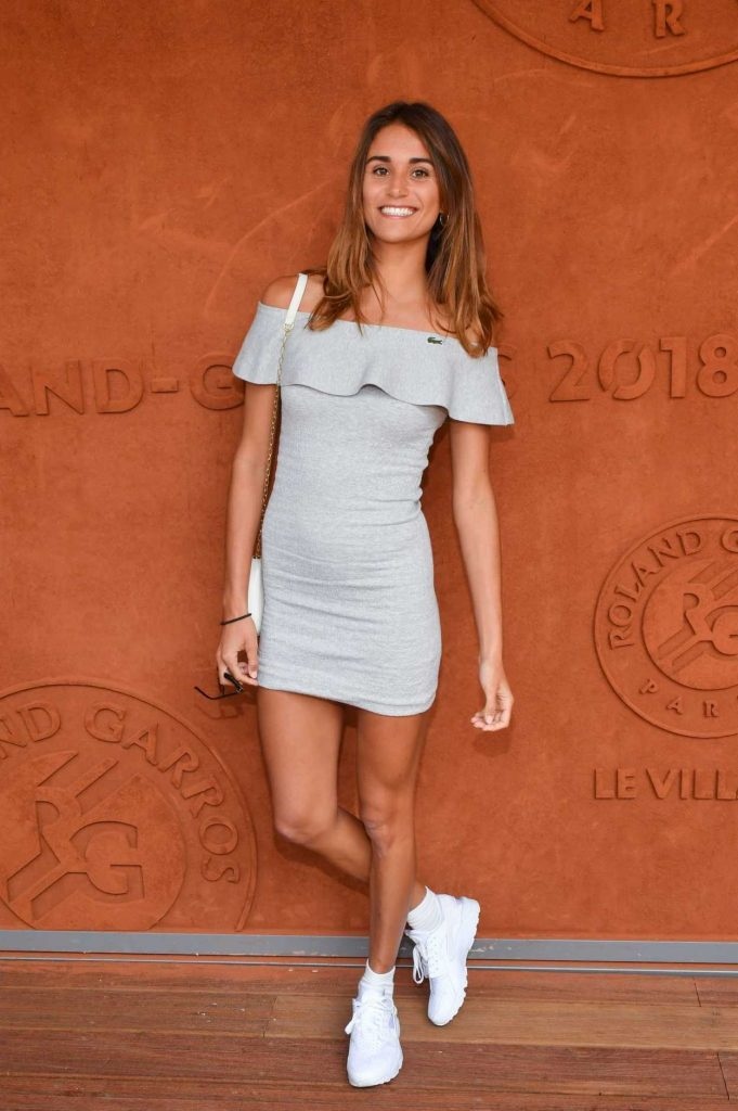 Victoria Vergara at 2018 French Open at Roland Garros in Paris 06/09/2018-2