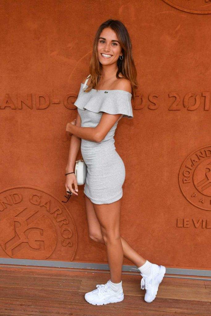Victoria Vergara at 2018 French Open at Roland Garros in Paris 06/09/2018-3