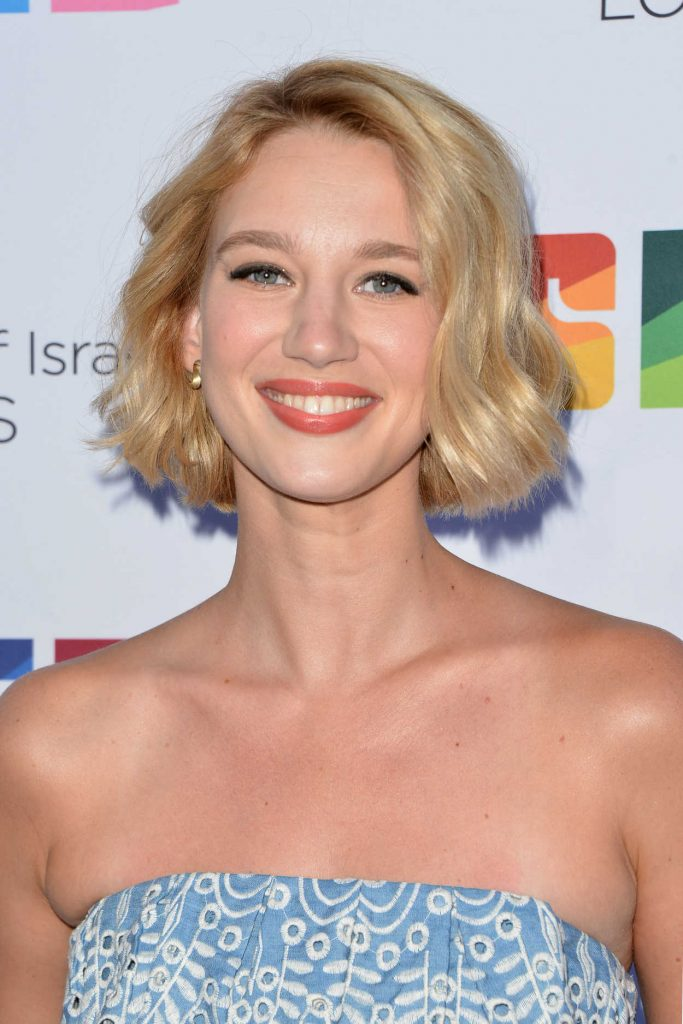 Yael Grobglas at the 70th Anniversary of Israel Celebration in Universal City 06/10/2018-5