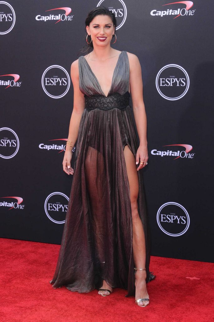 Alex Morgan at 2018 ESPY Awards in Los Angeles 07/18/2018-1