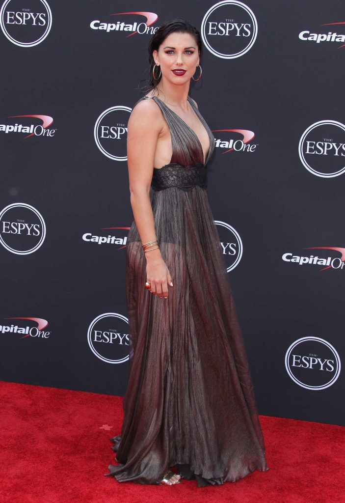 Alex Morgan at 2018 ESPY Awards in Los Angeles 07/18/2018-3