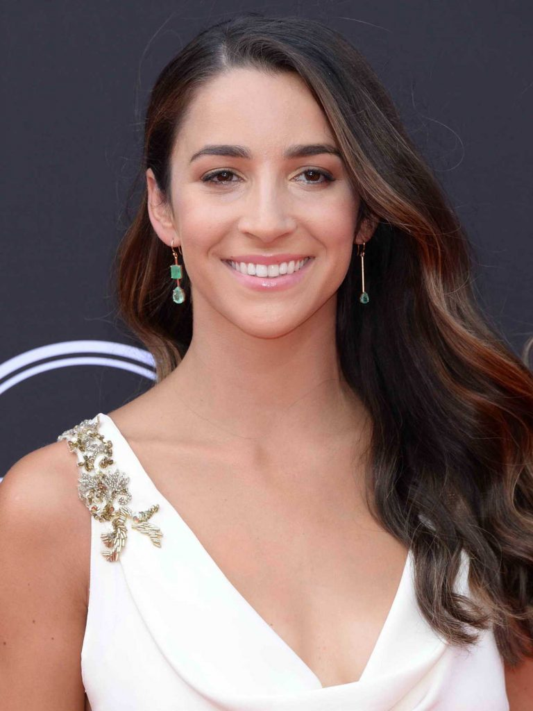 Aly Raisman at 2018 ESPY Awards in Los Angeles 07/18/2018-4