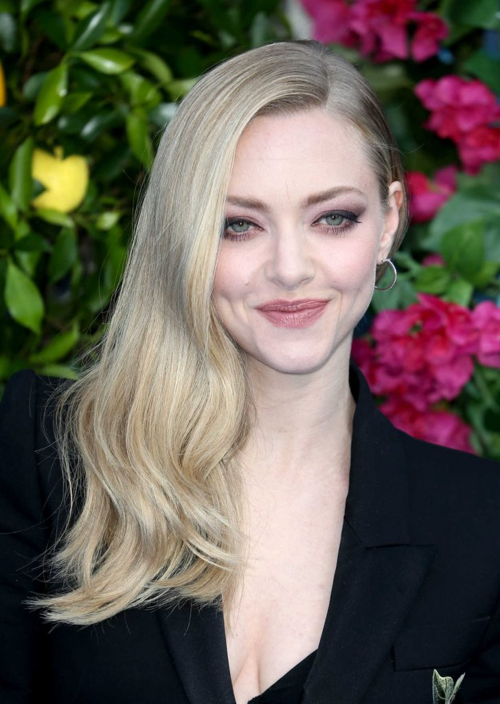 Amanda Seyfried at the Mamma Mia: Here We Go Again World Premiere at the Eventim Apollo in London 07/16/2018-5