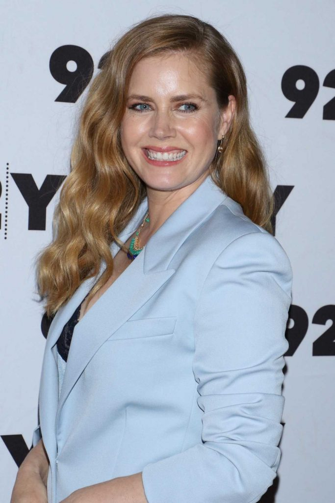 Amy Adams at the Sharp Objects HBO Series Screening in New York 06/28/2018-4