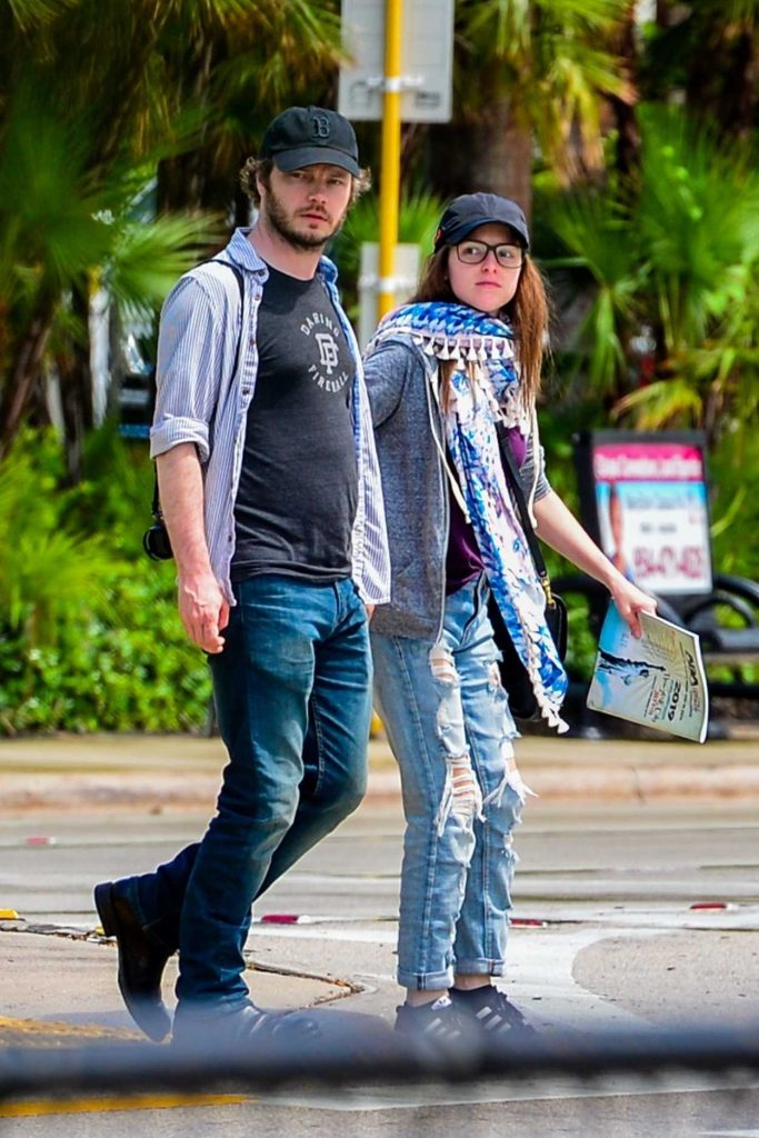 Anna Kendrick Was Seen Out with Ben Richardson in Miami 07/11/2018-1