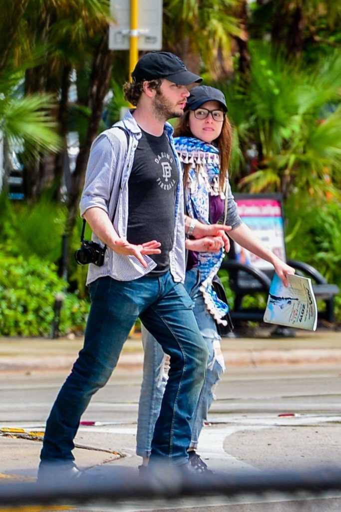 Anna Kendrick Was Seen Out with Ben Richardson in Miami 07/11/2018-2