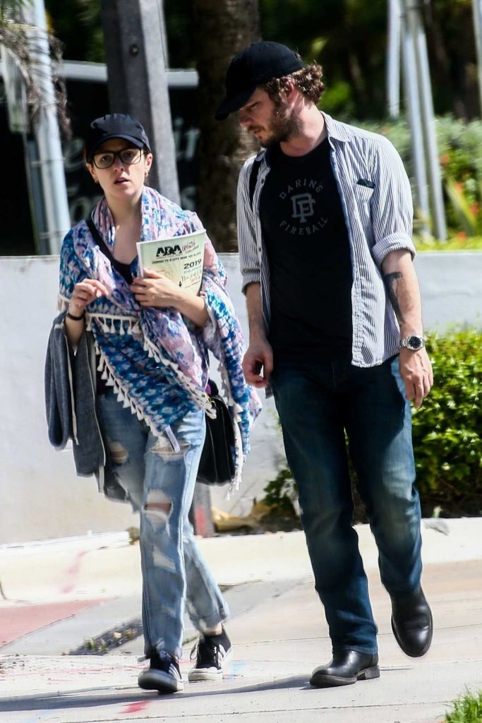 Anna Kendrick Was Seen Out with Ben Richardson in Miami 07/11/2018-3