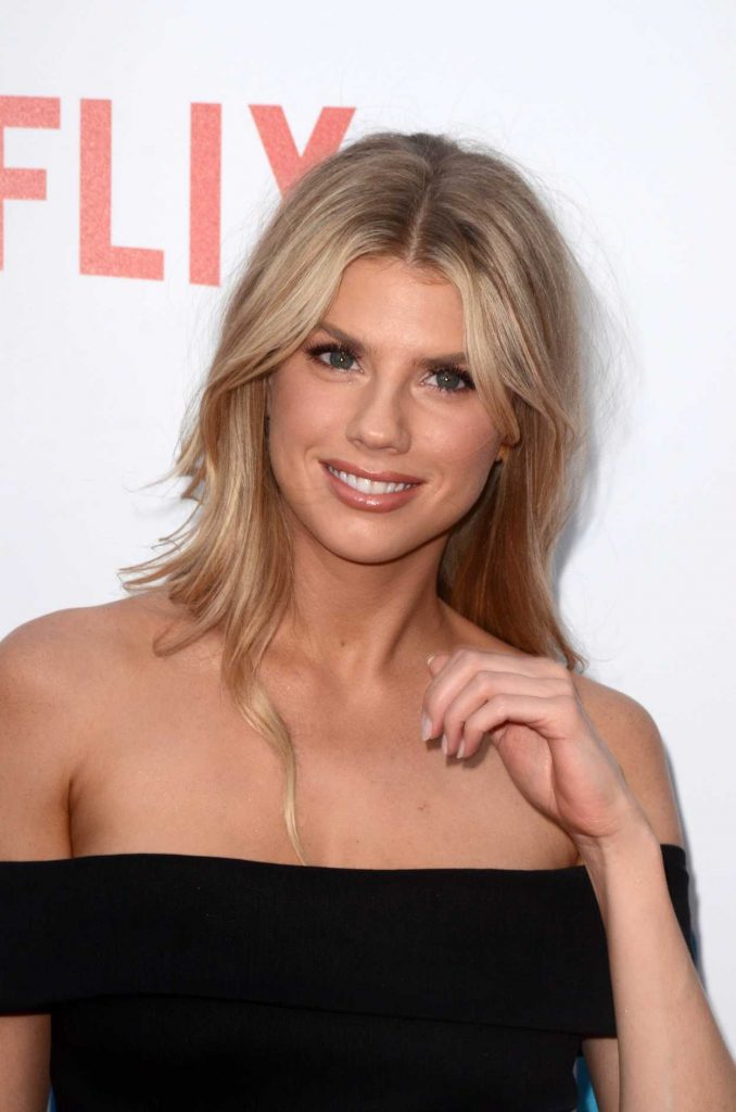 Charlotte McKinney Attends Netflix's Father of The Year Special Screening at ArcLight Hollywood in Hollywood 07/19/2018-5
