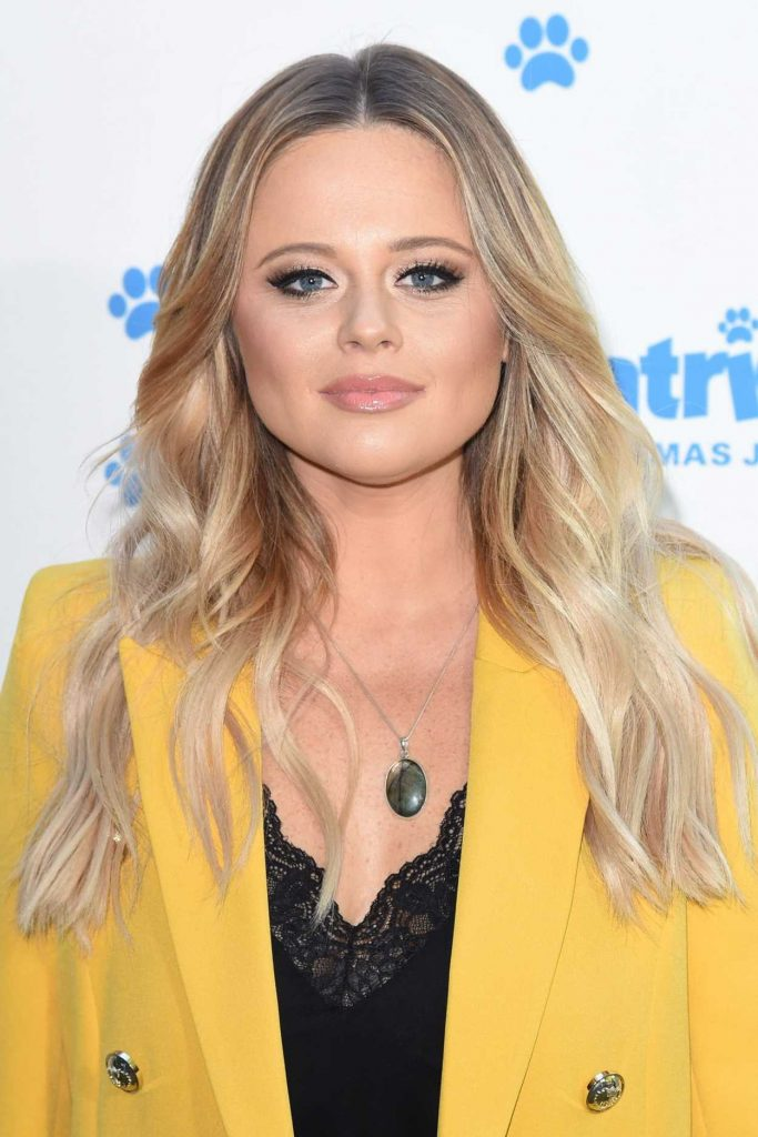 Emily Atack at Patrick Premiere in London 06/27/2018-5