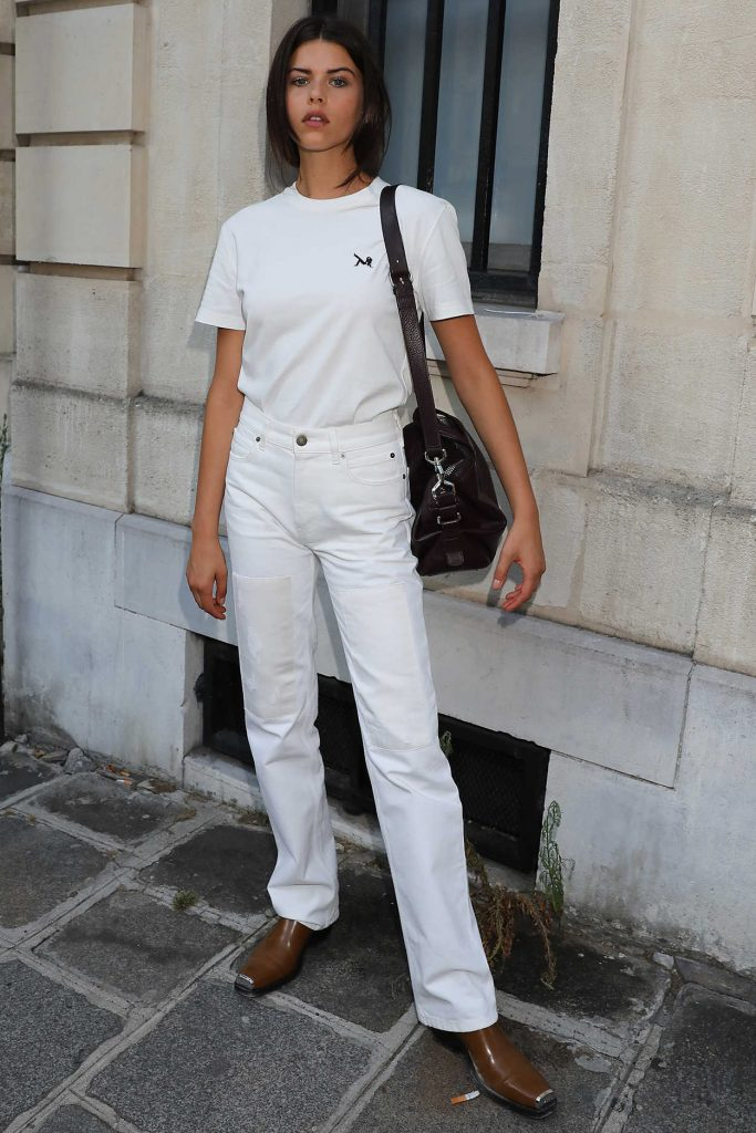 Georgia Fowler Was Seen Out in Paris 07/04/2018-1