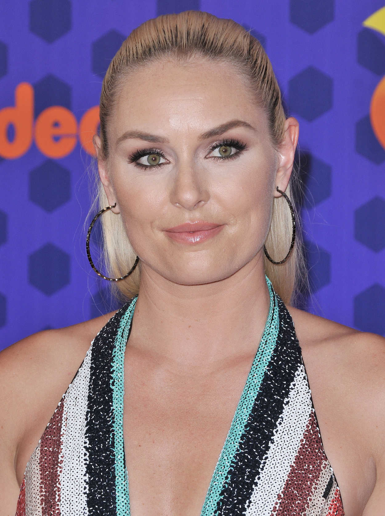 Lindsey Vonn At Nickelodeon Kids Choice Sports Awards In