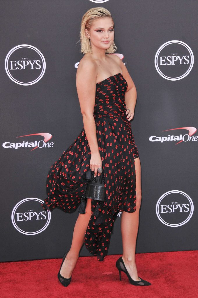 Olivia Holt at 2018 ESPY Awards in Los Angeles 07/18/2018-4