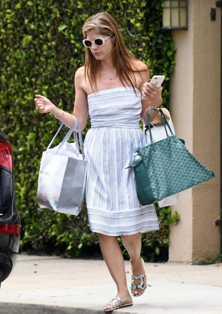 Selma Blair Out Shopping in Los Angeles 07/10/2018-3