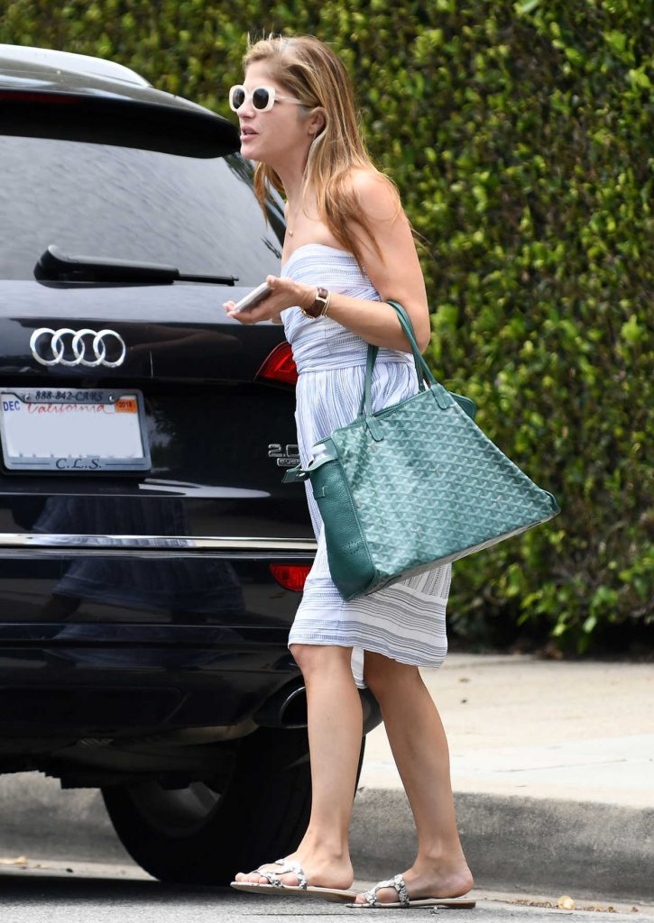 Selma Blair Out Shopping in Los Angeles 07/10/2018-5