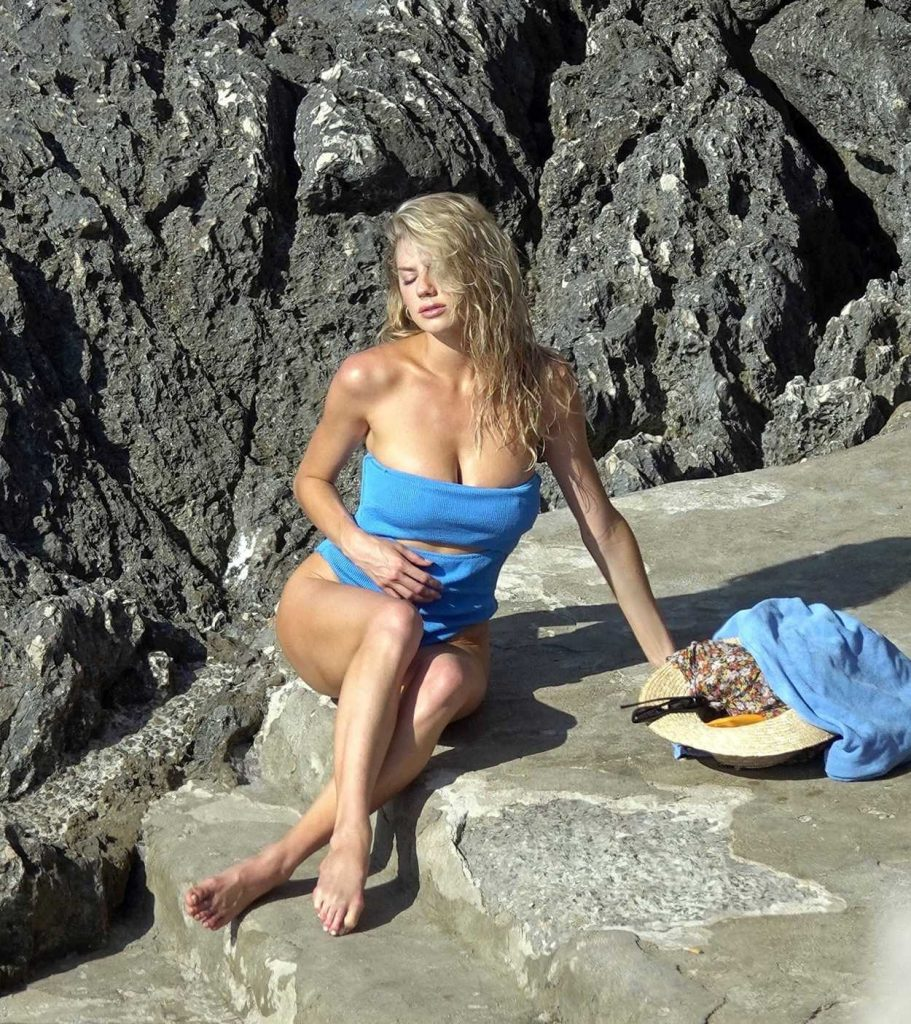 Charlotte McKinney in Bikini