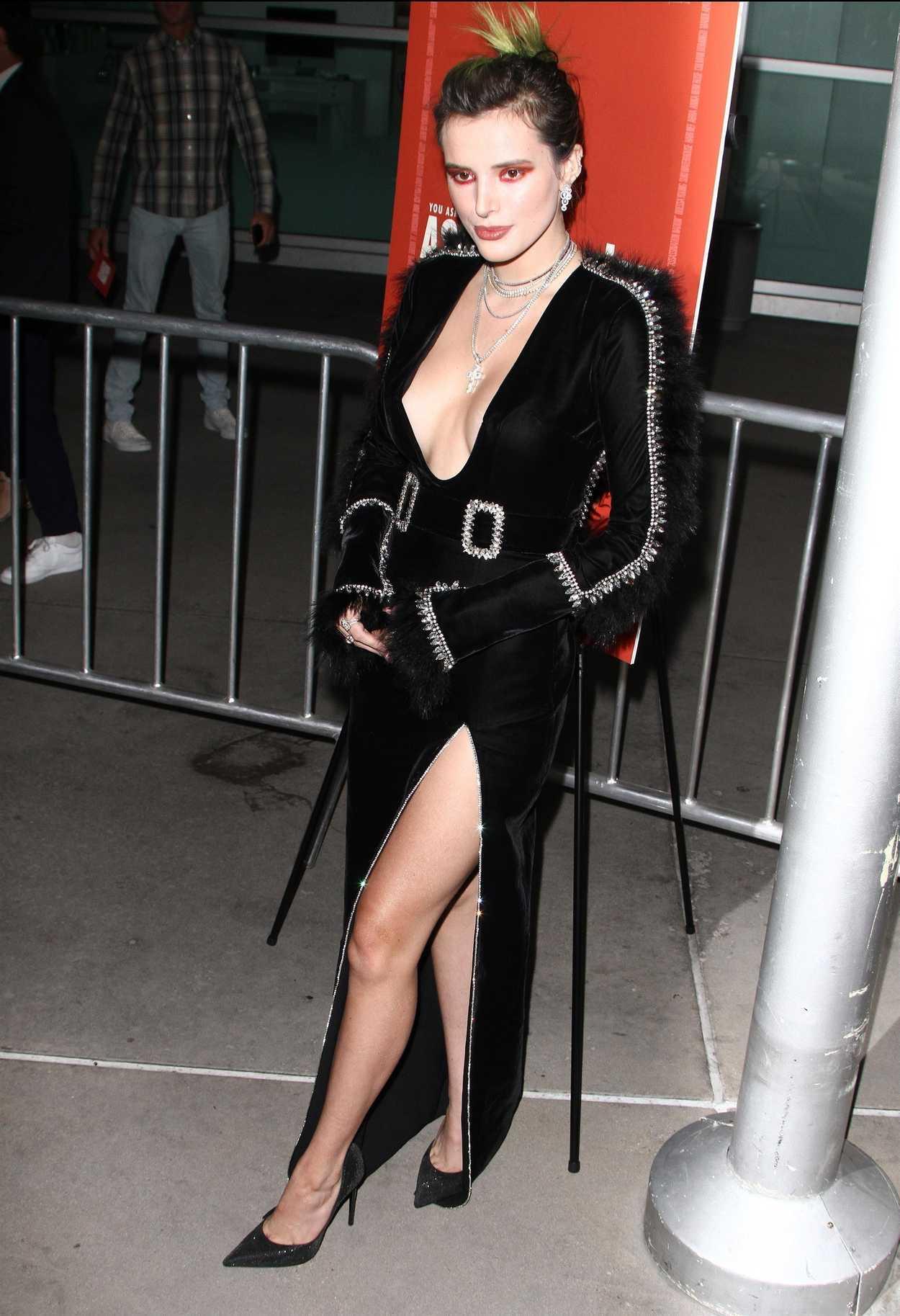 Bella Thorne at Assass...